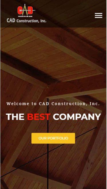 CAD Construction Inc Mobile