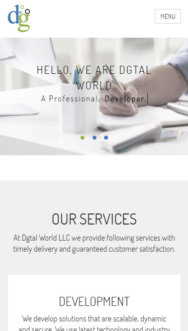 DgtalWorld LLC Mobile