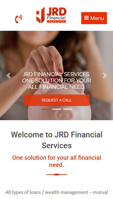 JRD Finance Mobile
